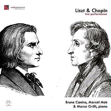 Liszt & Chopin