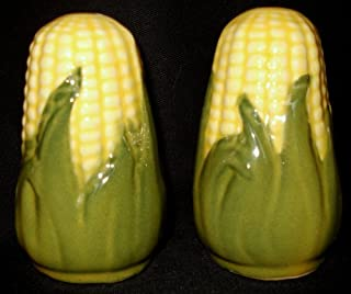 Shawnee King Corn Salt and Pepper Shakers (Antique)