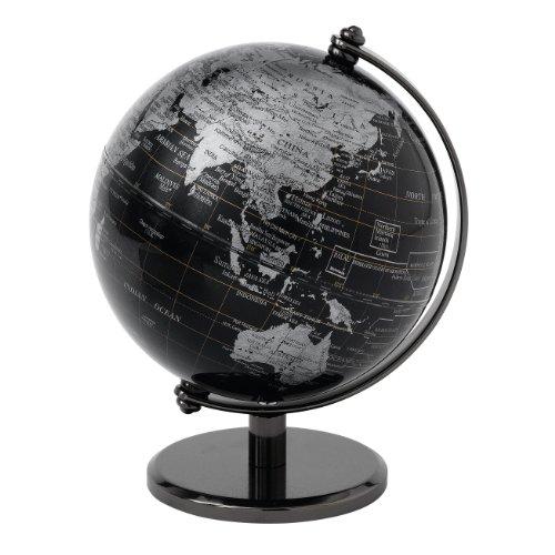 Globe Collection–Globo Globos, plástico, Dorado, 43cm