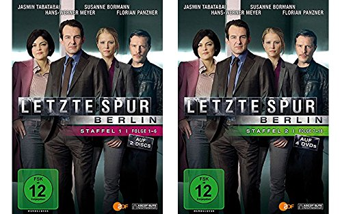 Staffel 1+2 (6 DVDs)