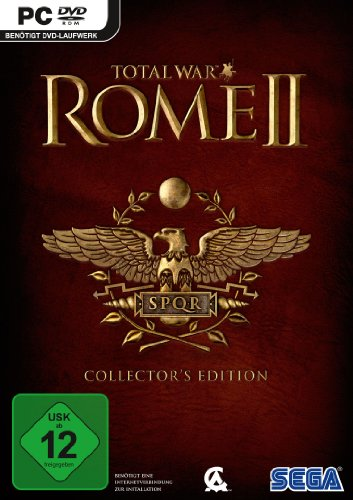 Total War: Rome II - Collector's Edition (Exklusiv bei Amazon.de) - [PC]