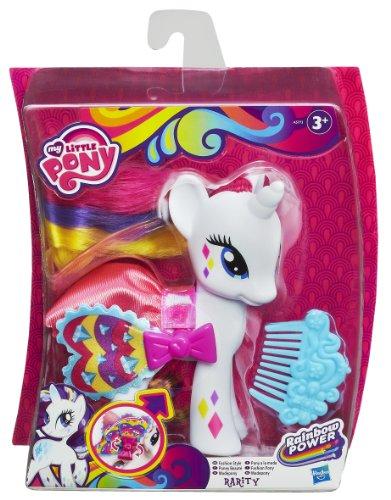 My Little Pony - 25722 - Figurine - Poney Beauté et Coiffures - 15 cm - Rarity