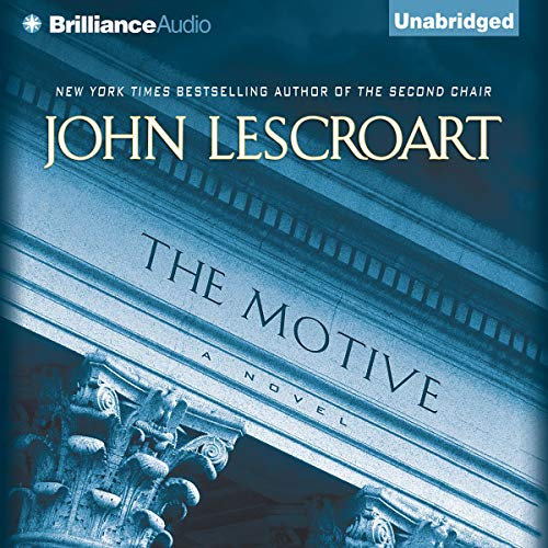 The Motive audiobook cover art