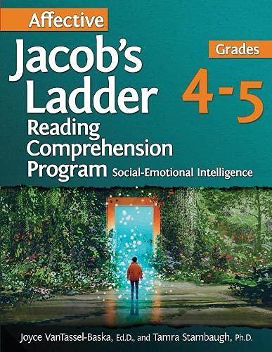Affective Jacob's Ladder Reading Comprehension Program: Grades 4-5