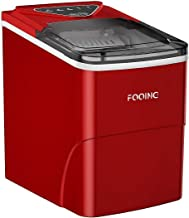 Machine glacon FOOING Machine à glaçons autonettoyante automatique avec 18KG / 24H avec affichage à LED Parfait pour les f...