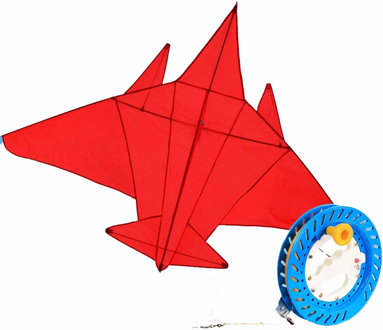 Unbekannt Roter Drachen Anfnger Für Kinder Leicht Zu Fliegen Dreiecksdrachen (gre   E)