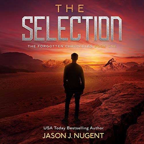 The Selection Audiobook By Jason J. Nugent cover art