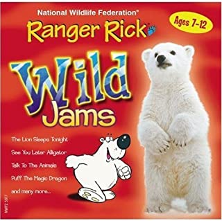 Ranger Rick - Wild Jams by Rocky Mountain Singers