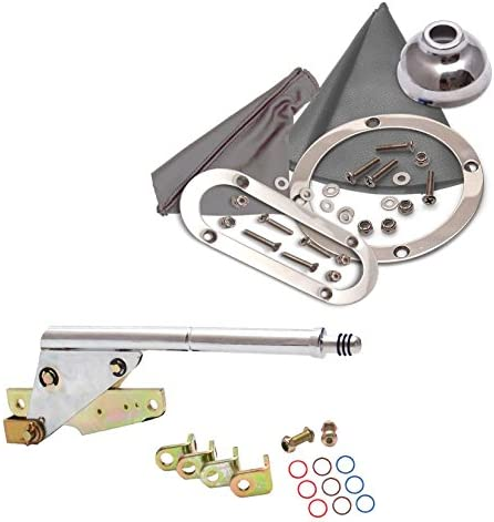 American Inventory cleanup selling sale Shifter 533099 Las Vegas Mall Kit 700R4 Brake E 23 Swan Cable