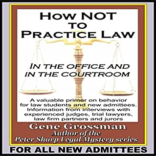 How Not to Practice Law cover art