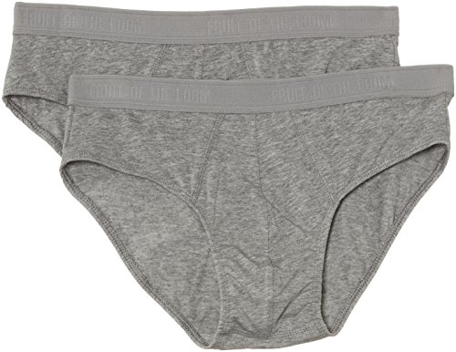 Fruit of the Loom - Classic Sport Brief - Slip - homme - gris.v1 - X Large
