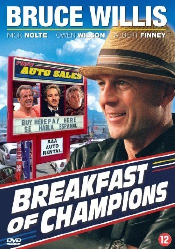Frühstück für Helden / Breakfast of Champions [Holland Import]
