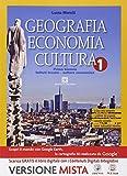 Geografia. Per gli Ist. tecnici. Con e-book. Con espansione online (Vol. 1)
