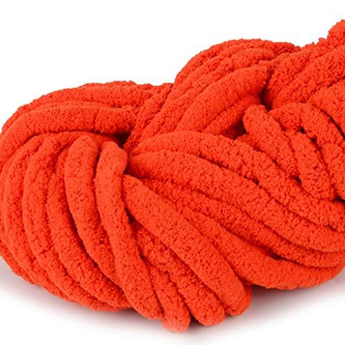 250 g - Hilo de felpilla muy suave y cálido, hecho a...