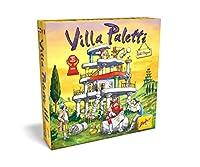 ヴィラ パレッティ Villa Paletti ボードゲーム 30分