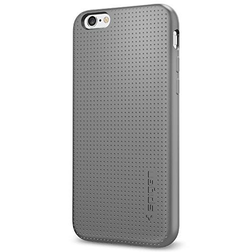Spigen SGP11752 Liquid Air Kompatibel mit iPhone 6S/6 Hülle, Stylisch Muster Design Handyhülle Schutzhülle Capsule Case Grey