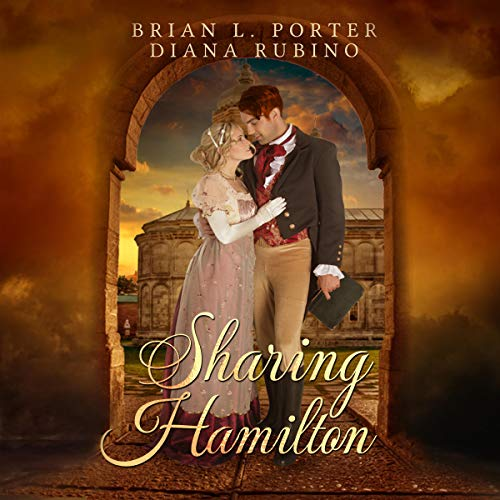 Sharing Hamilton audiobook cover art