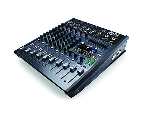 Alto Pro LIVE802 - 8-channel / 2-bus mixer