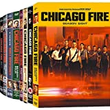 CHICAGO FIRE The Complete Series Season 1-8 DVD Set