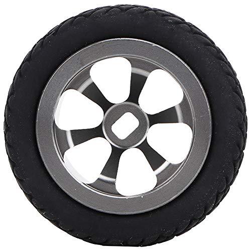 VGEBY1 Neumáticos RC, 4PCS RC Car Model Upgrade Neumáticos y Ruedas para WLtoys 1/28 K989-53 Neumáticos RC(Azul Oscuro)