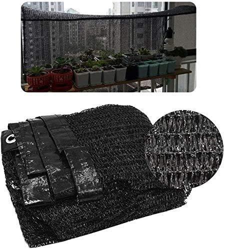 PYXZQW Sunblock Shade Cloth Shade Netting with Grommets Shade Mesh Tarps Heavy Duty Sun Shades for Patios,Garden,Plants,2x3m