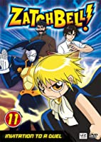 Zatch Bell 11: Invitation to a Duel [DVD] [Import]