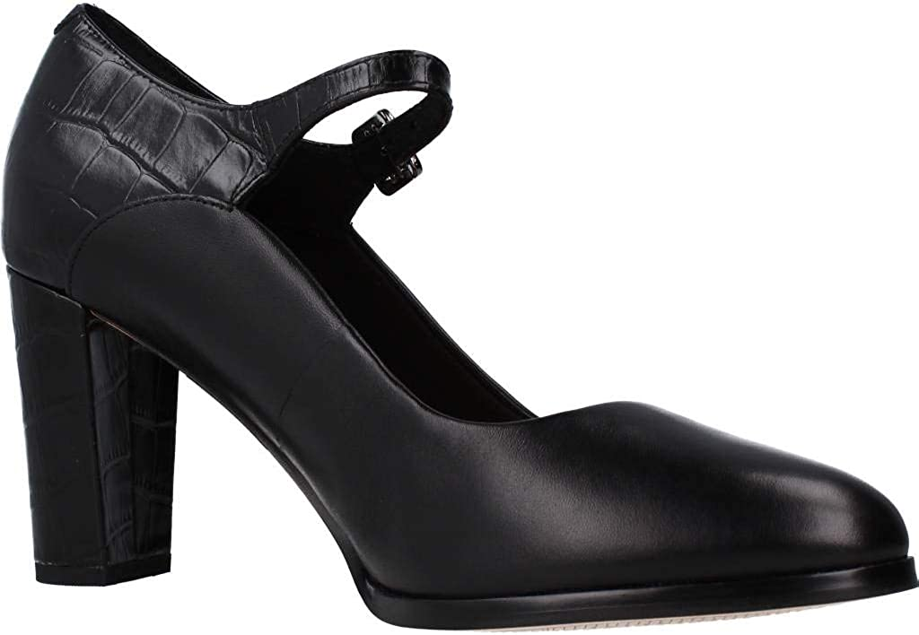 Women/'s Ankle Strap Heels Clarks Kaylin Alba