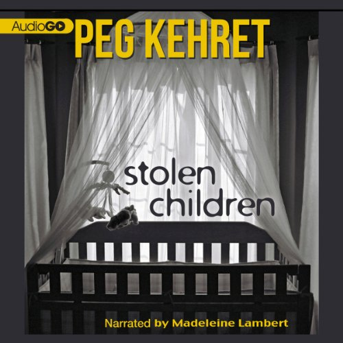 Stolen Children audiobook cover art