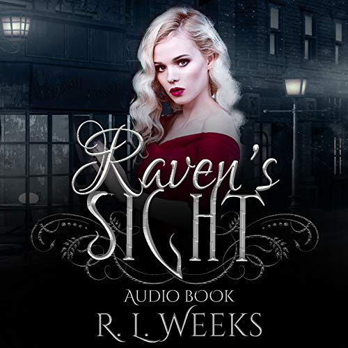 Raven's Sight: A Victorian Paranormal Mystery audiobook cover art