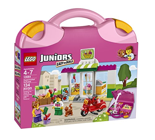 LEGO Juniors Supermarket Suitcase by LEGO Juniors