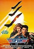 Top Gun Movie Film Blechschilder Vintage Metall Poster