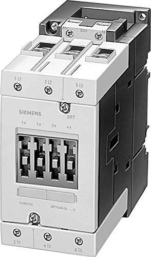 Siemens SIRIUS Schütz AC-1140A/400V DC 24V 3Polig Größe S3Schraube