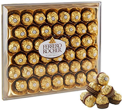 42 x Ferrero Rocher £10 at Amazon