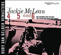 4 5 & 6 (20 Bit Mastering) by Jackie Mclean