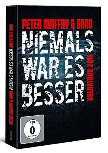 Peter Maffay - Niemals war es besser [Limited Edition] [2 DVDs]
