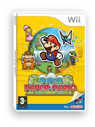 Super Paper Mario [Importer espagnol]