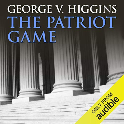 The Patriot Game  cover art