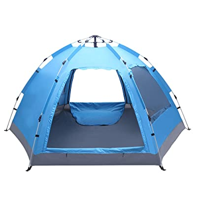 Lovinland Camping Tent Instant Pop Up 3-4 Perso...