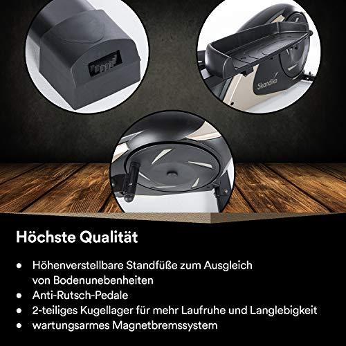 skandika Crosstrainer Eleganse/Adrett | Design Hometrainer - 8