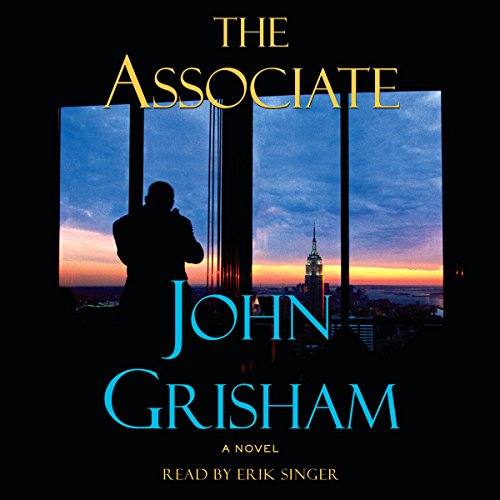 The Associate audiobook cover art