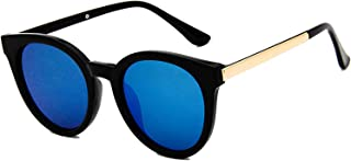 Sunglasses Woman Shades Mirror Square Sun Glasses For Women Coating Sunglasses