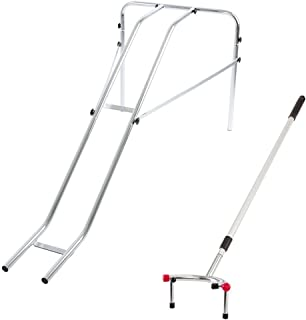 Silver Spring Wheelchair Fitness Bowling Ball Ramp and Pusher Bundle