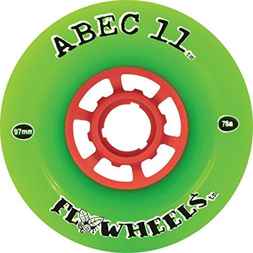 ABEC 11 Flywheels 97mm 75a Longboard Wheels (Set of 4)