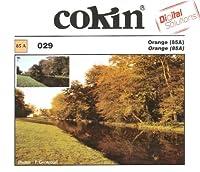Cokin 角型レンズフィルター Z029 オレンジ85 100×100mm 色彩効果用 700299