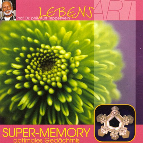 Super Memory. Optimales Gedächtnis cover art