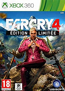 Far cry 4 - édition limitée (B00KFD3BJE) | Amazon price tracker / tracking, Amazon price history charts, Amazon price watches, Amazon price drop alerts