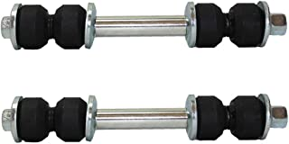 Detroit Axle - Both (2) Brand New Front Stabilizer Sway Bar End Link -for Buick Cadillac Chevy GMC Olds Pontiac Driver and Passenger Side
