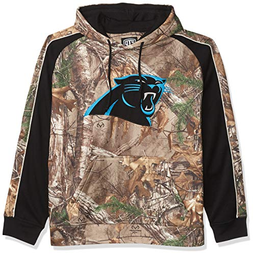 OTS NFL Seattle Seahawks Men's Decoy Hoodie, Logo, Large
