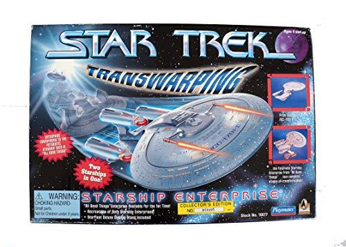 Star Trek Transwarping Starship USS Enterprise