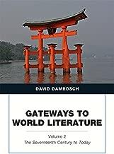 gateways to world literature volume 2
